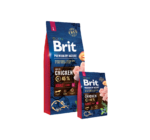 Brit Premium Adult Large Breed 15kg