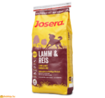 Josera Lamb & Rice új csomagolás