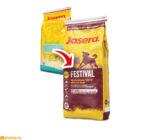 Josera Festival csomagolásváltás