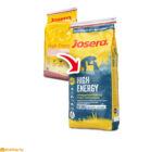Josera High Energy csomagolásváltás