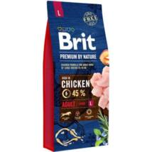 Brit Premium By Nature Adult Large 15