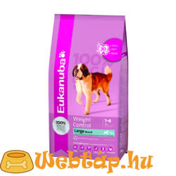 Eukanuba Adult Weight Control Large Breeds 3 kg