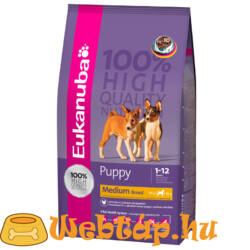 Eukanuba Puppy Medium Breeds 1 kg