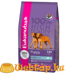 Eukanuba Puppy Large Breeds 3 kg