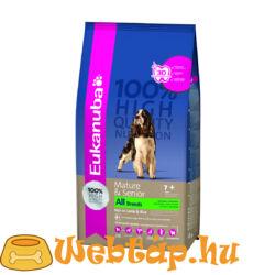 Eukanuba Maturale & Senior rich in Lamb & Rice All Breeds 2,5 kg