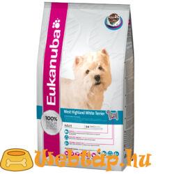 Eukanuba West Highland Terrier 2,5 kg