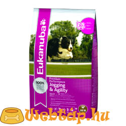 Eukanuba Premium Performance Jogging & Agility All Breeds 3 kg