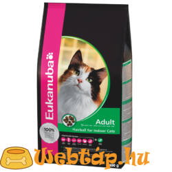 Eukanuba Cat Adult Hairball-indoor 0.4 kg