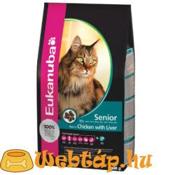Eukanuba Cat Senior & Mature 0.4 kg