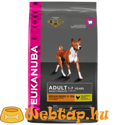 Eukanuba Adult Medium Breeds 3 kg