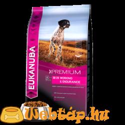 Eukanuba Premium Performance Working & Endurance All Breeds 3 kg