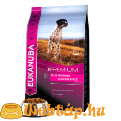 Eukanuba Premium Performance Working & Endurance All Breeds 3 kg