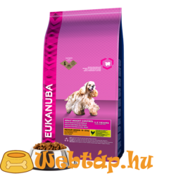 Eukanuba Adult Weight Control Medium Breeds 3 kg