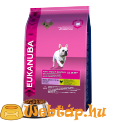 Eukanuba Adult Weight Control Small Breeds 1 kg