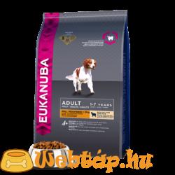Eukanuba Adult rich in Lamb & Rice, Small & Medium Breeds 1 kg