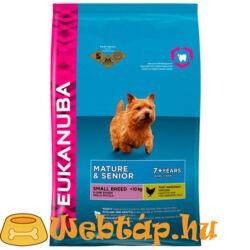 Eukanuba Maturale & Senior Small Breeds 3 kg