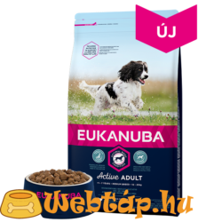Eukanuba Adult Medium Breeds 2 kg