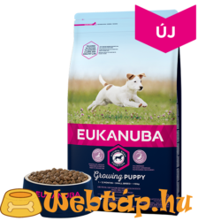 Eukanuba Puppy Small Breeds 1 kg