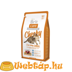 Brit Care Cat Cheeky I'm Living Outdoor 0.4kg