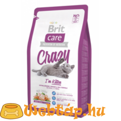 Brit Care Cat Crazy I'm Kitten 0.4kg