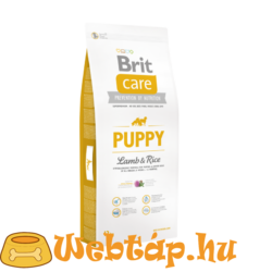 Brit Care Puppy All Breed Lamb & Rice 1kg kutyatáp