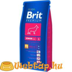 Brit Premium Senior Large Breed 3kg kutyatáp