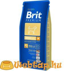Brit Premium Adult Medium Breed 3kg kutyatáp