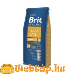 Brit Premium Senior Medium Breed 3kg kutyatáp