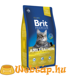 Brit Premium Cat  Adult Salmon 0.8kg