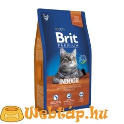 Brit Premium Cat  Indoor 0.8kg