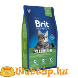 Brit Premium Cat Sterilised 0.8kg