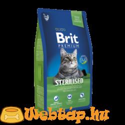 Brit Premium Cat Sterilised 0.8kg