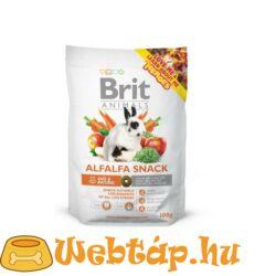 Brit Animals Alfalfa SNACK rágcsálóknak nyulaknak 0.1kg
