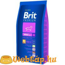 Brit Premium Adult Small Breed 1kg kutyatáp
