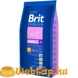 Brit Premium Junior Small Breed 1kg kutyatáp