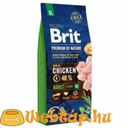 Brit Premium By Nature Adult Extra Large 3kg kutyatáp