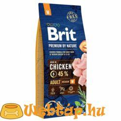 Brit Premium Adult Medium Breed 15kg
