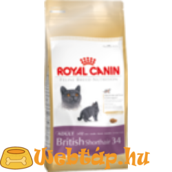 Royal Canin British Shorthair 34  0.4kg