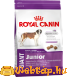 Royal Canin Giant Junior 4kg