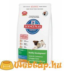 Hill's SP Canine Puppy Mini Chicken 1 kg kutyatáp