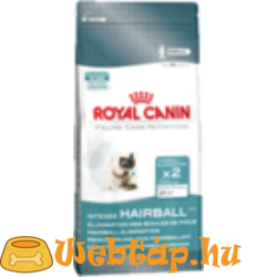 Royal Canin Intense Hairball 34  0.4kg