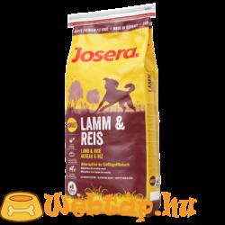 Josera Lamb & Rice 4kg