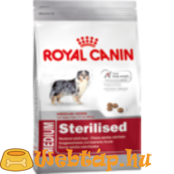 Royal Canin Medium Sterilized 3kg