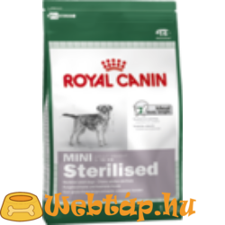 Royal Canin Mini Sterilised 1.5kg
