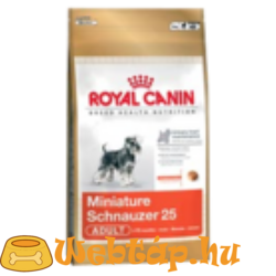 Royal Canin Miniature Schnauzer Adult 0.5kg
