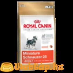 Royal Canin Miniature Schnauzer Adult 0.5kg