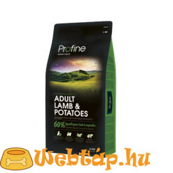 Profine Adult Lamb 3kg kutyatáp