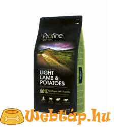 Profine Light Lamb 3kg kutyatáp