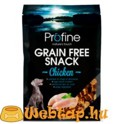 Profine Grain-Free Snack Chicken csirkehúsos jutalomfalat  kutyáknak 200g
