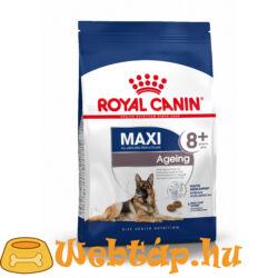 Royal Canin Maxi Ageing 8+.  15kg